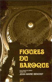 Cover of: Figures du baroque