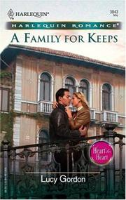 Cover of: A Family For Keeps