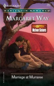 Cover of: Marriage At Murraree | Margaret Way