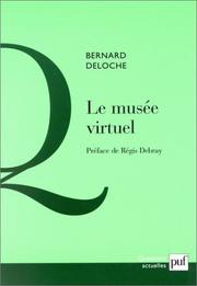 Cover of: Le musee virtuel