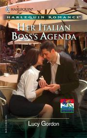 Cover of: Her Italian Boss