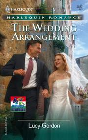Cover of: The Wedding Arrangement