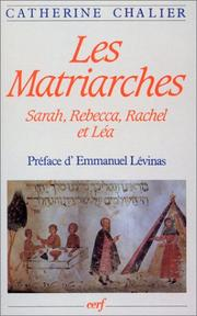 Cover of: Les matriarches