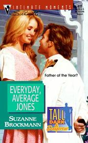 Cover of: Everyday, Average Jones (Tall, Dark & Dangerous, Book 4)