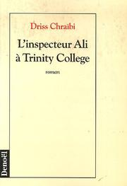 Cover of: L' inspecteur Ali à Trinity College