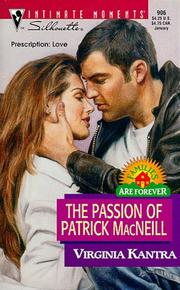 Cover of: Passion Of Patrick Macneill  (Families Are Forever) | Virginia Kantra