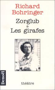 Cover of: Zorglub ;
