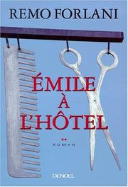 Cover of: Emile à l'hôtel