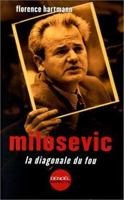 Cover of: Milosevic