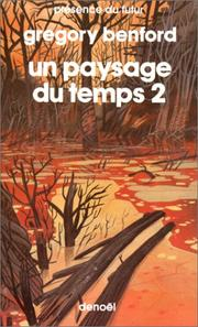 Cover of: Un paysage du temps