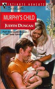 Cover of: Murphy's Child (Families Are Forever)