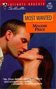 Cover of: Most Wanted | Maggie Price