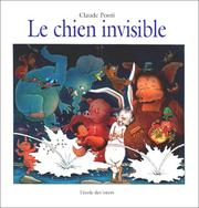 Cover of: Le chien invisible