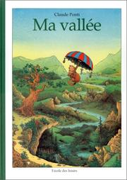 Cover of: Ma vallée