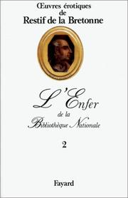 Cover of: Œuvres érotiques