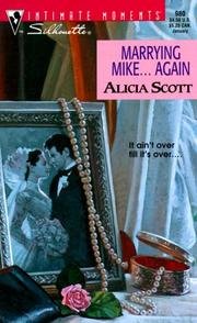 Cover of: Marrying Mike... Again