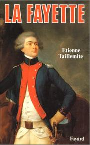 Cover of: La Fayette
