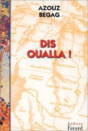 Cover of: Dis oualla!