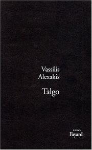 Cover of: Talgo