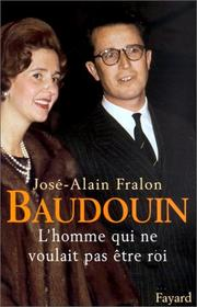 Cover of: Baudouin