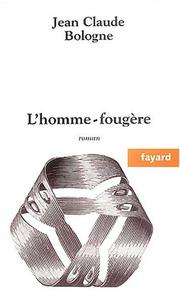 Cover of: L' homme-fougère