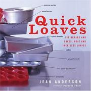 Cover of: Quick Loaves