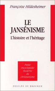 Cover of: Le jansénisme