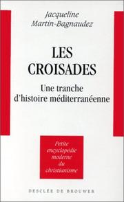 Cover of: Les croisades