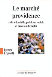 Cover of: Le marché providence