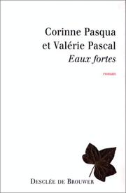 Cover of: Eaux fortes