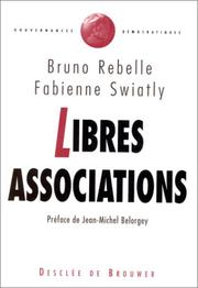 Cover of: Libres associations