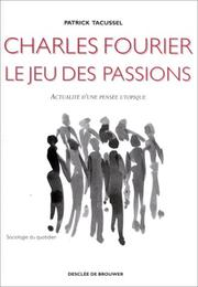 Cover of: Charles Fourier