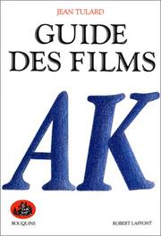 Cover of: Guide des films