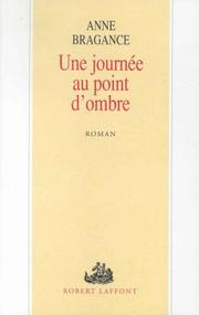 Cover of: Une journée au point d'ombre