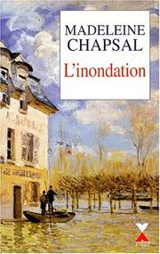 Cover of: L' inondation