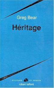 Cover of: Héritage