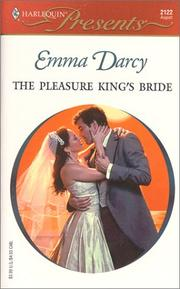 Cover of: The Pleasure King's Bride (Kings Of The Outback)