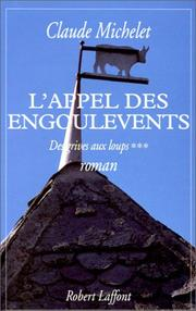 Cover of: L' appel des engoulevents