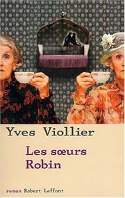 Cover of: Les sœurs Robin