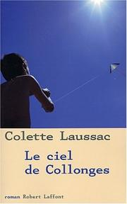 Cover of: Le ciel de Collonges
