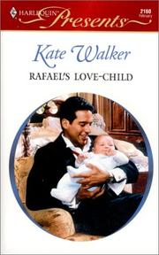 Cover of: Rafael's Love-Child