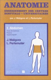 Cover of: Anatomie