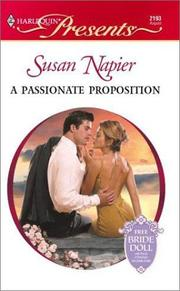 Passionate Proposition (Presents, 2193)