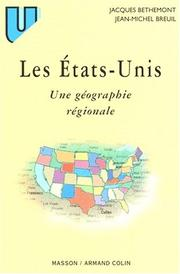 Cover of: Les Etats-Unis