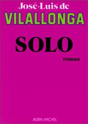 Cover of: Solo