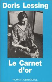 Cover of: Le carnet d'or