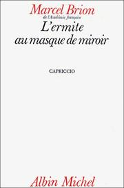 Cover of: L' ermite au masque de miroir