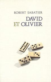 Cover of: David et Olivier