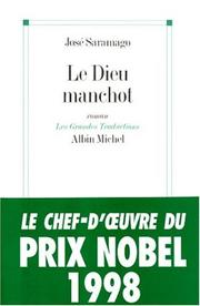 Cover of: Le dieu manchot