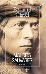 Cover of: Maudits sauvages